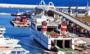 Transporte Canarias Península