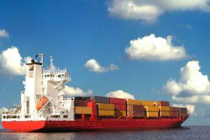 Transporte Maritimo de Contenedores